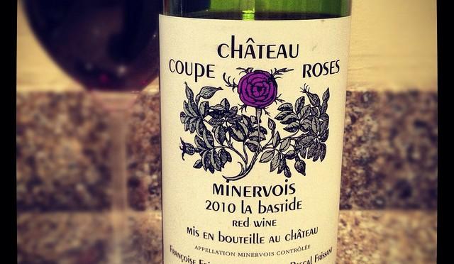Chateau Coupe Roses Minervois 2010 La Bastide