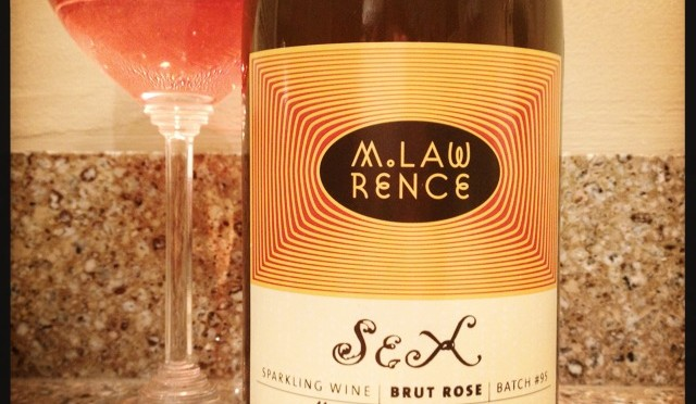 M. Lawrence Sex Dry Brut Rosé