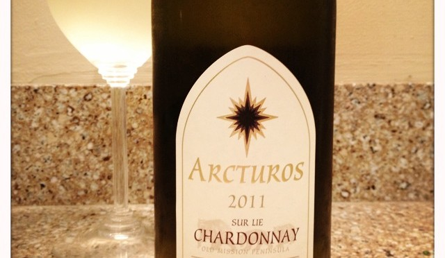 Arcturos Sur Lie Chardonnay