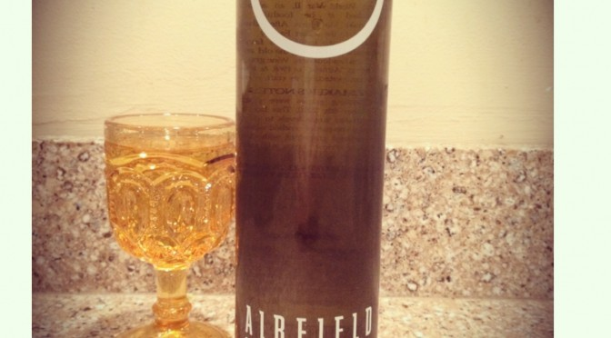 Airfield Estates Late Harvest Riesling
