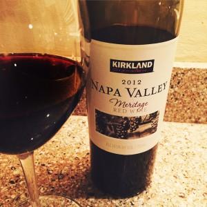 Kirkland Signature Napa Valley Meritage
