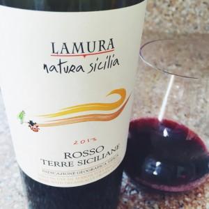 LAMURA Rosso Terre Siciliane