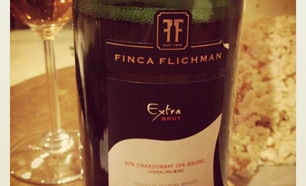 Finca Flichman Extra Brut Sparkling Wine