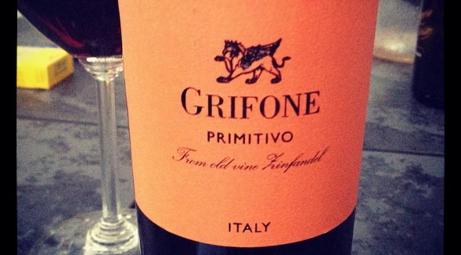 Grifone Primitivo