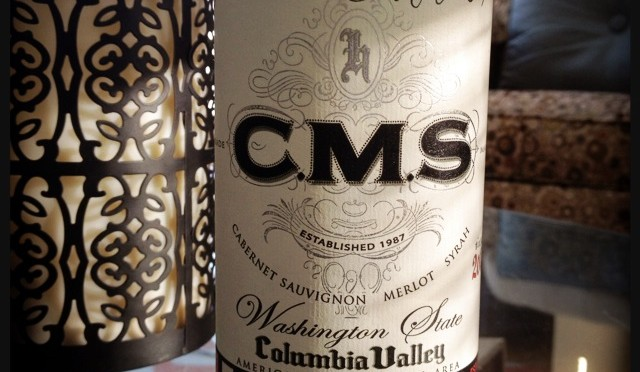 C.M.S. by Hedges Family Estate